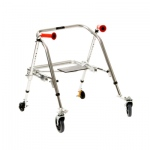 Kaye Posture Rest walker with seat, young adult