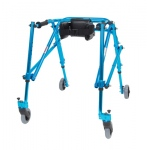 Nimbo posterior walker, accessory, pelvic stability attachment