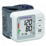 Wristwatch - Blood Pressure and Pulse Monitor