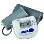 Blood pressure Cuff and Pulse - Deluxe Auto inflate blood, wide cuff