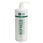 BioFreeze® Professional Lotion - 32 oz dispenser bottle, case of 16