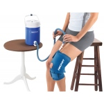 AirCast® CryoCuff® - Medium Knee with gravity feed cooler