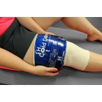 "Relief Pak® Cold n' Hot® Donut® Compression Sleeve - x-large (for 21-28"" circumference) - Case of 10"