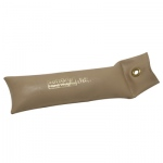 CanDo® SoftGrip® Hand Weight - 6 lb - Tan