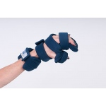 Comfy Splints™ Progressive Rest Hand w/ Five Straps (finger separator included), Adult, Left