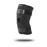 Mueller® Elastic Knee Brace, Black, Small/Medium
