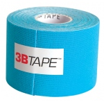 "3B Tape, 2"" x 16.5 ft, blue, latex-free"