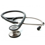 "ADC Adscope Convertible Cardiology Stethoscope, Adult 28"", Black"