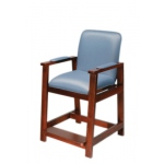 "Hip-high Chair 24"" W x 41"" H x 23.5"" Depth"