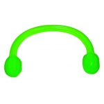 CanDo® Jelly™ Expander Single Exerciser - green - medium