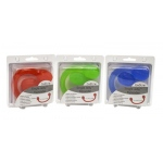 CanDo® Jelly™ Expander Single Exerciser - 3-piece set (red, green, blue)
