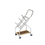 Iron Disc Weight - Mobile Cart