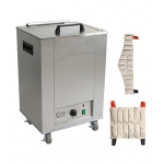 Relief Pak® Heating Unit, 8-Pack Capacity, Mobile with (4) Standard and (4) Neck Packs, 110V - Available July