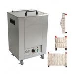 Relief Pak® Heating Unit, 8-Pack Capacity, Mobile with (2) Standard, (2) Neck, (2) Oversize Packs, 110V - Available July