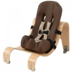 Special Tomato® Soft-Touch™ Sitter Seat - stationary base ONLY - sizes 1-3