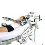 Kinetec® Centura™ bed/wheelchair BW CPM - shoulder - Patient Kit ONLY