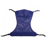 Full Body Sling-Mesh w/Commode Cut-Out-XL (R116)