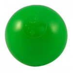 Large Sensory Balls, (73mm) green, 500/case