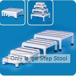 Innovative Products Unlimited Therapy Step Stool: Large