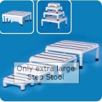 Innovative Products Unlimited Therapy Step Stool: Extra Large