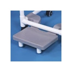 Innovative Products Unlimited Slide-Out Footrest for Deluxe Shower Chairs with Open Front Seat